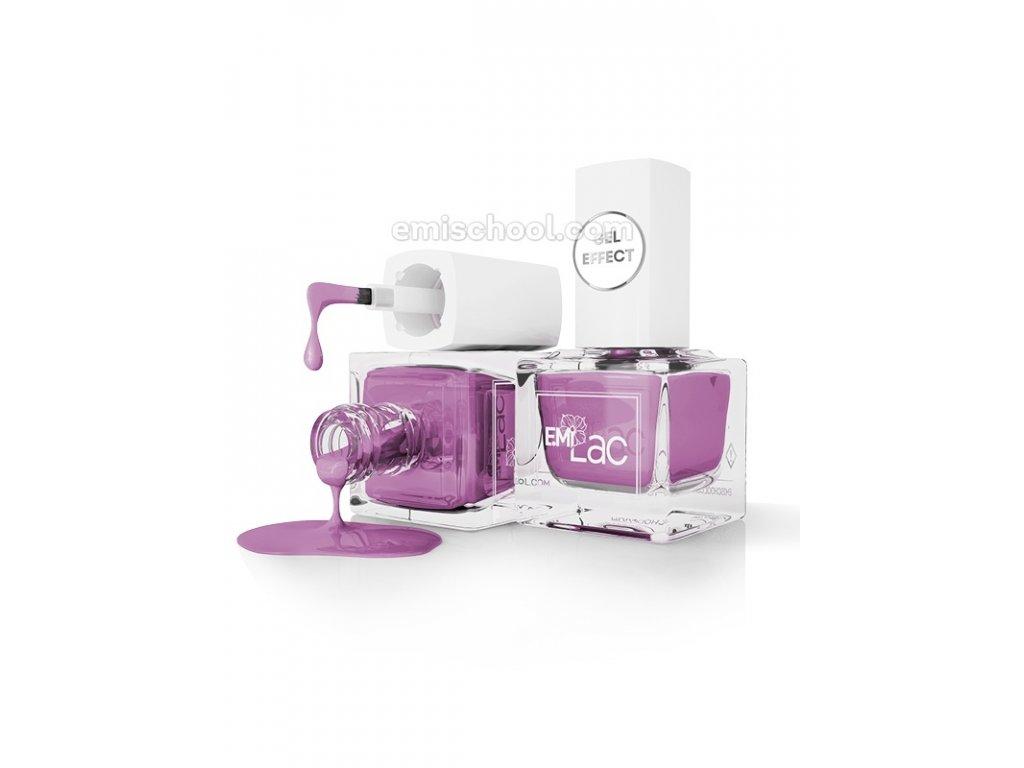 E.MiLac Gel Effect Lavender #046, 9 ml.