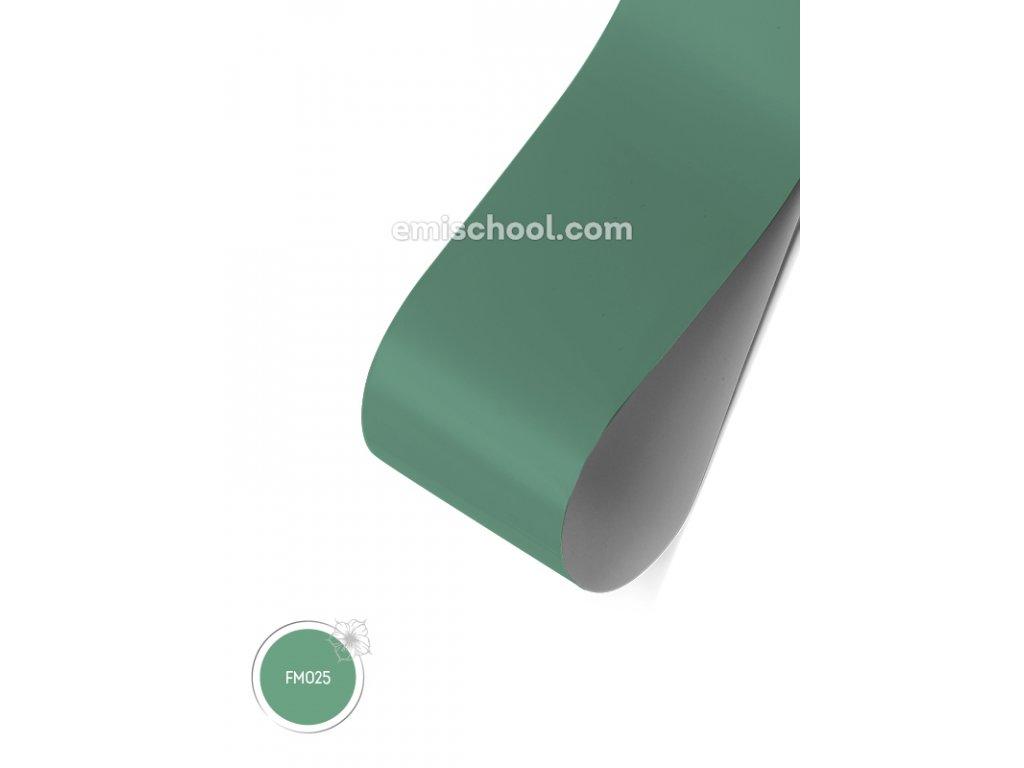 Matná fólie Green Emerald 1,5 m.