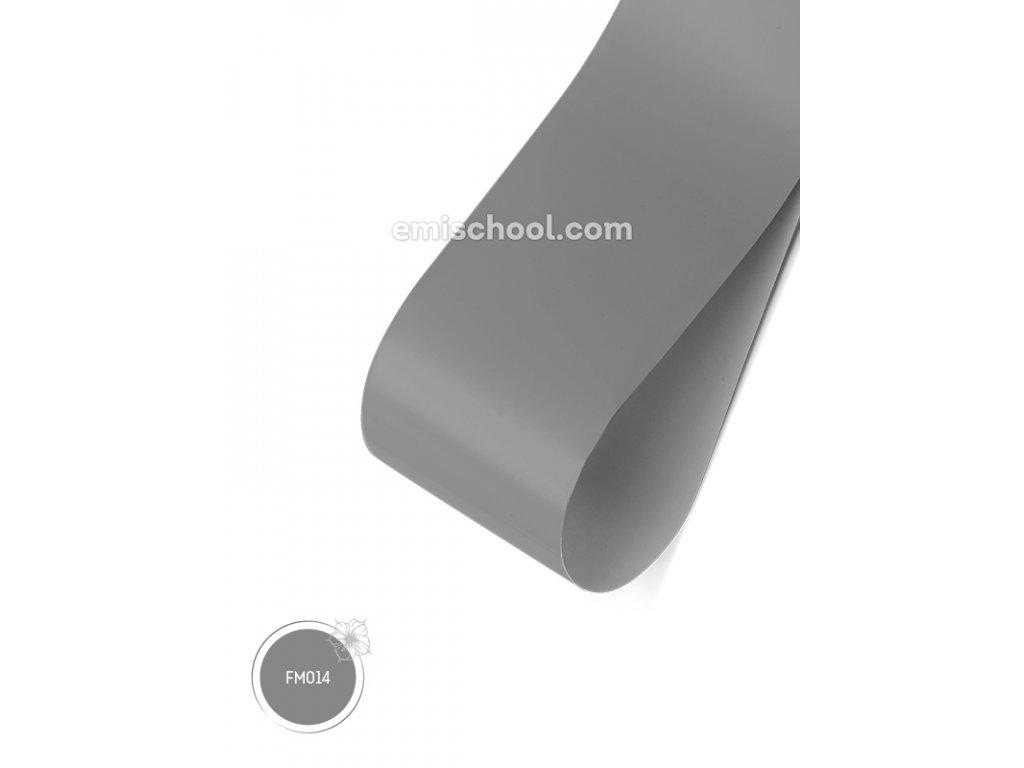 Matná fólie Gray 1,5 m.