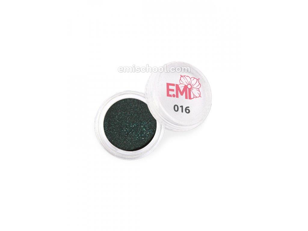 Prach jednobarevný - metalíza №016