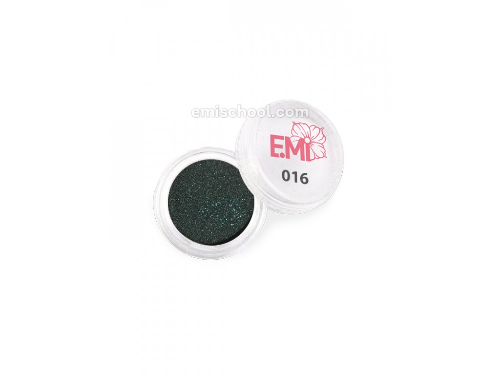 Prach jednobarevný - metalíza No016