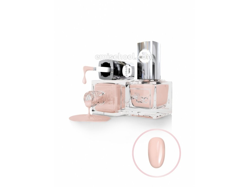 E.MiLac Gel Effect NP Cream White #089, 9 ml.