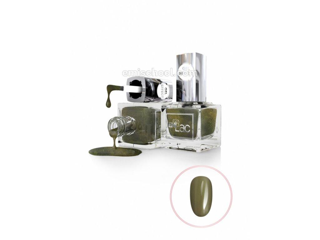 E.MiLac Gel Effect NP Martini Olive #112, 9 ml.