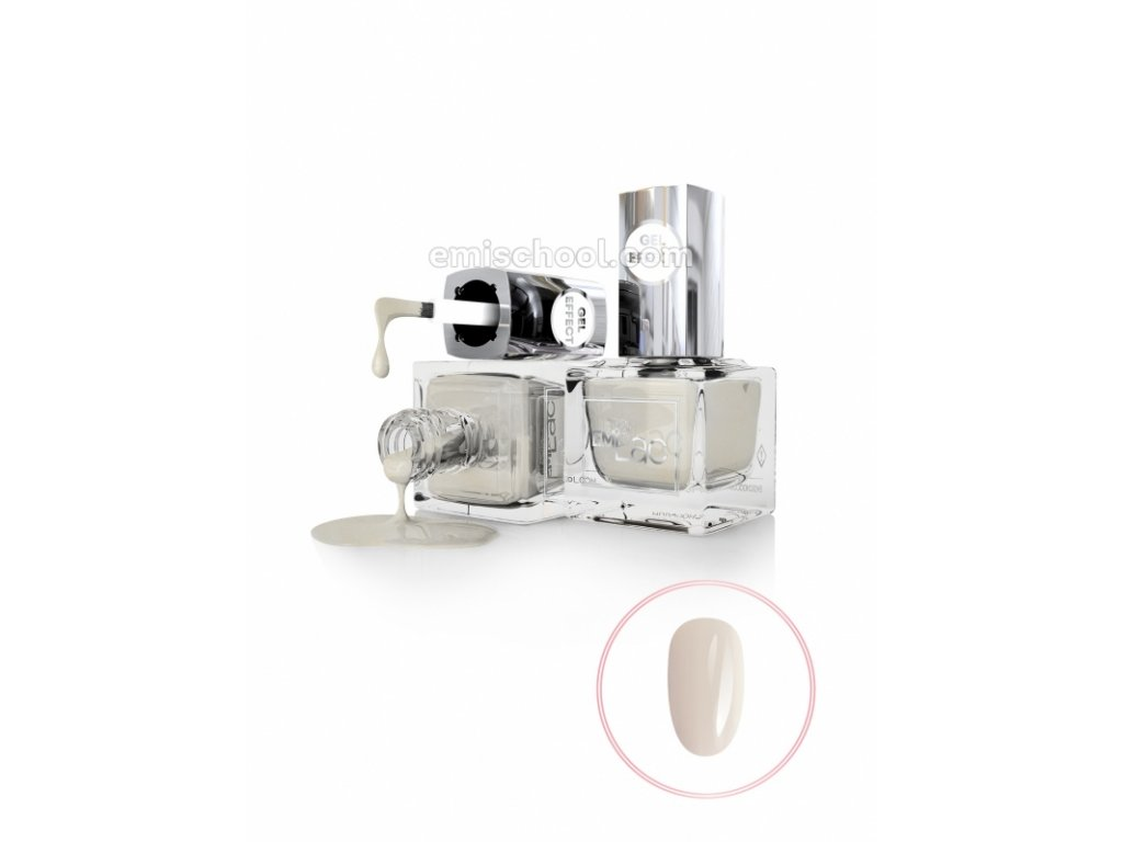 E.MiLac Gel Effect NP Nude Chic #116, 9 ml.