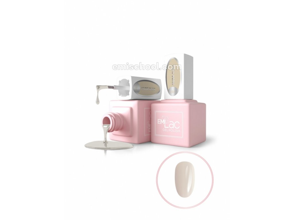 E.MiLac CEL Nude Chic №214, 9 ml.