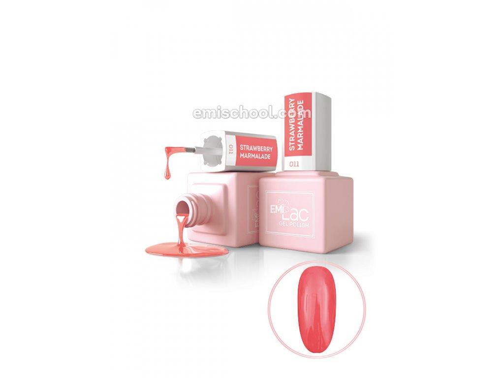 E.MiLac Strawberry Marmelade 9 ml. (LB011)