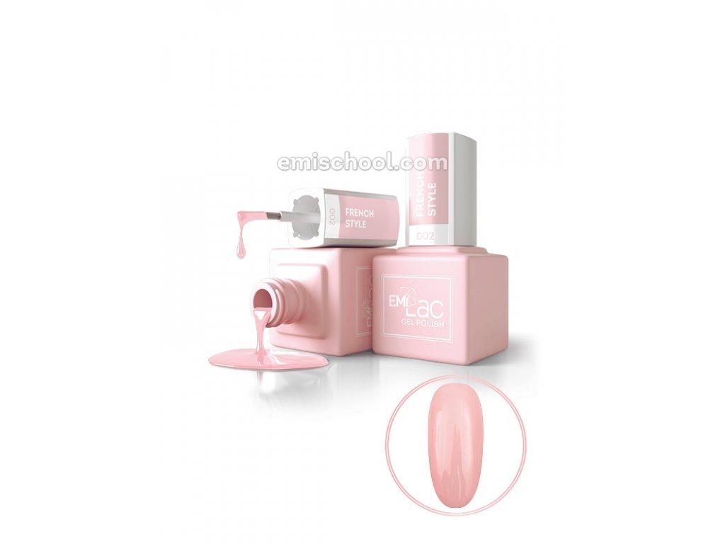 E.MiLac French Style 9 ml. (LF002)