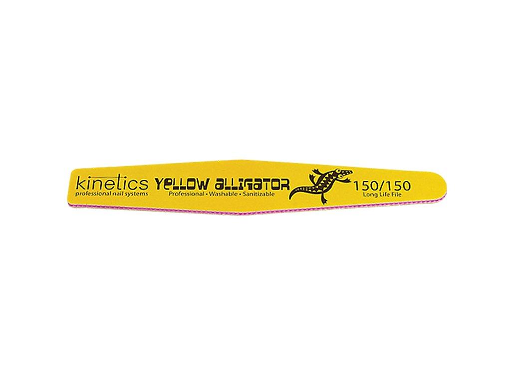 alligator yellow 1