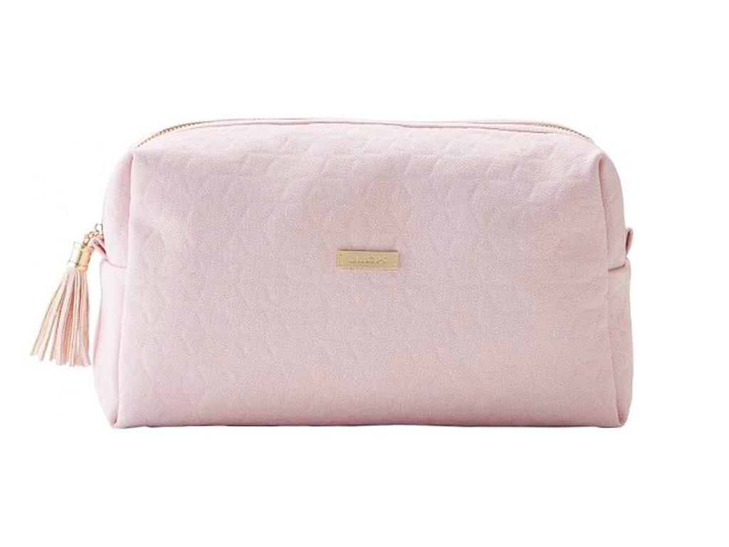 Kosmetická kabelka CALI růžová velká 61367