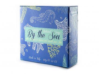 Mořská vůně přírodní peeelingové mýdlo 150g