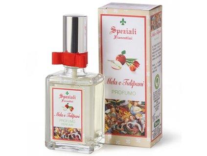 Jablko a tulipány - parfémová voda 50ml