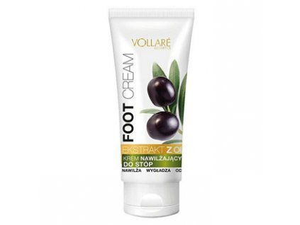 Krém na nohy hydratační oliva 75ml