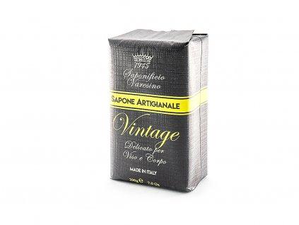 Vintage 100% přírodní mýdlo 200 g