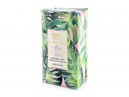 Aloe vera 100% přírodní mýdlo 300 g