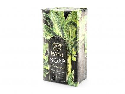 Kokos 100% přírodní mýdlo 300 g