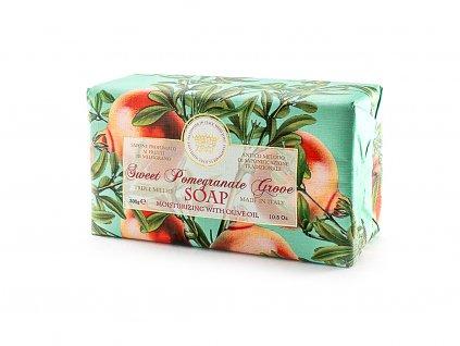 Granátové jablko 100% přírodní mýdlo 300 g