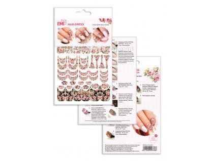 Naildress Slider Design Colibri