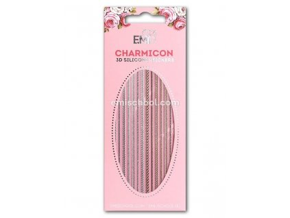 Charmicon 3D Silicone Stickers Chain #1