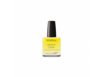 Citronový olejíček na kůžičku