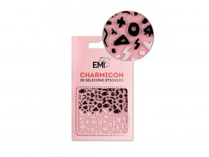5858 charmicon 3d silicone stickers 119 secret symbols