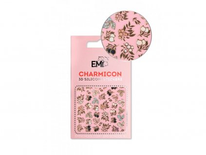 6083 charmicon 3d silicone stickers 137 twigs and berries