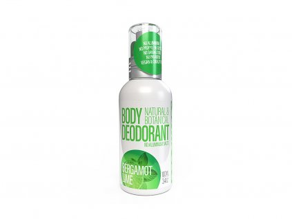 bergamot deodorant spray
