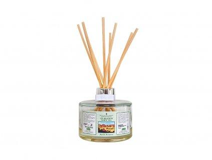Bílý čaj - Interiérová vůně s tyčinkami 200 ml