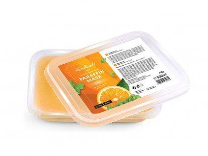 parafina kosmetyczna isabellenails o zapachu pomaranczy 500ml