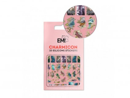6305 2 charmicon 3d silicone stickers 142 marble