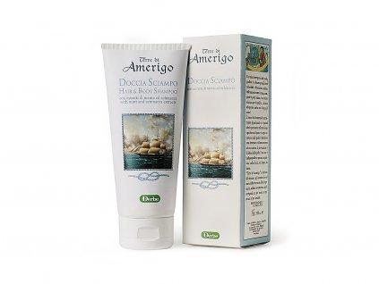sprchovy gel a sampon amerigo