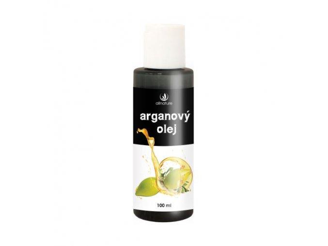 allnature arganovy olej 100 ml