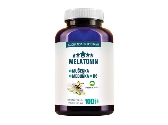 melatonin MMB6 100tbl.EAN8586019021301