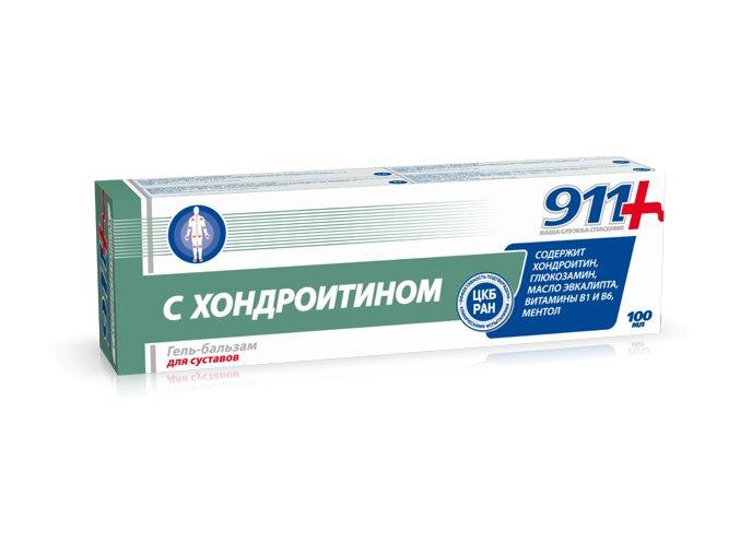 911 gel s chondroitinom
