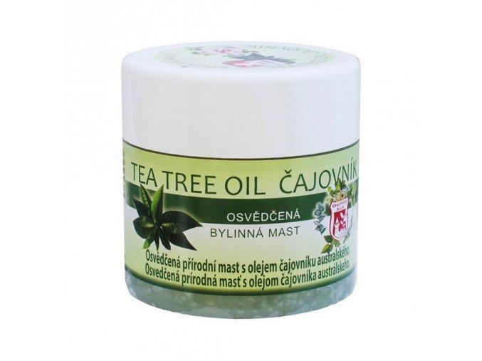 tea trea oil bylinna vazelina 120ml