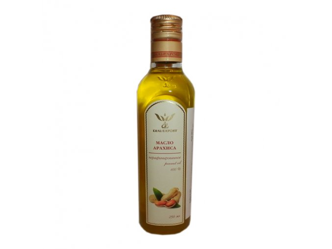arašidový olej