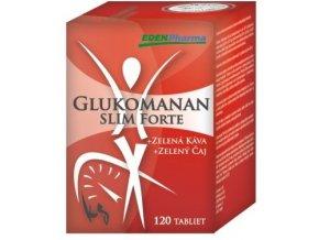 Glukomanan Slim forte 120 cps