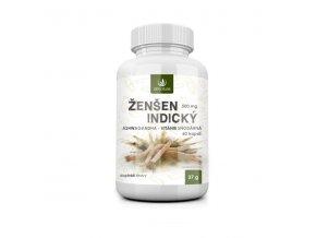 allnature zensen indicky 500 mg 60 kapsli