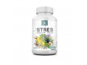 allnature stres bylinny extrakt 60 cps