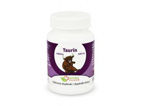 taurin tablety 100 ks 550