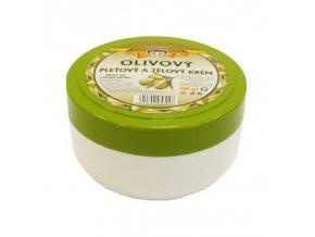 olivovy olej pletovy a telovy krem 200ml