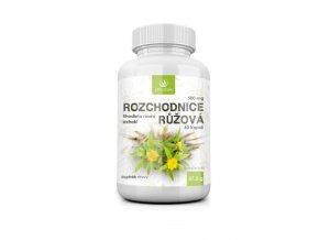 allnature rozchodnice ruzova 500 mg 60 kapsli