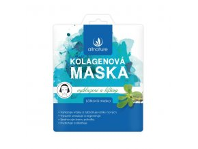 allnature maska kolagenova 23 ml