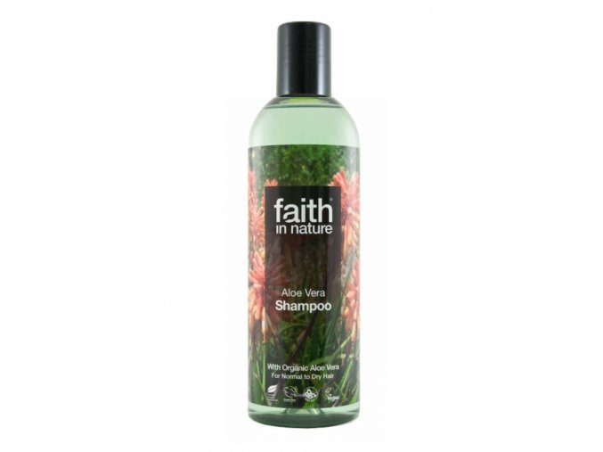 Faith in Nature Šampon Aloe Vera 250 ml