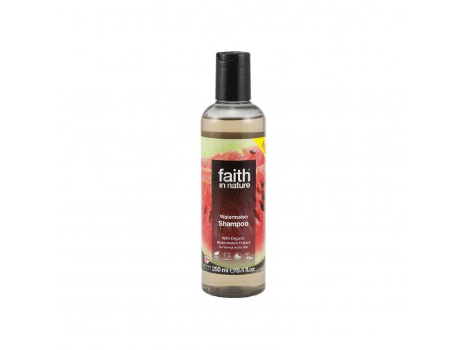 Faith in Nature Šampon Vodní meloun 250 ml
