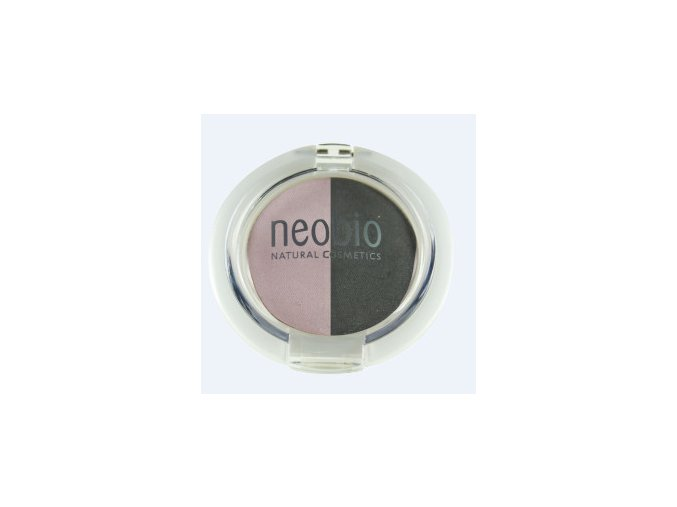 Neobio Oční stíny Duo 01 Rose Diamond 2,5 g