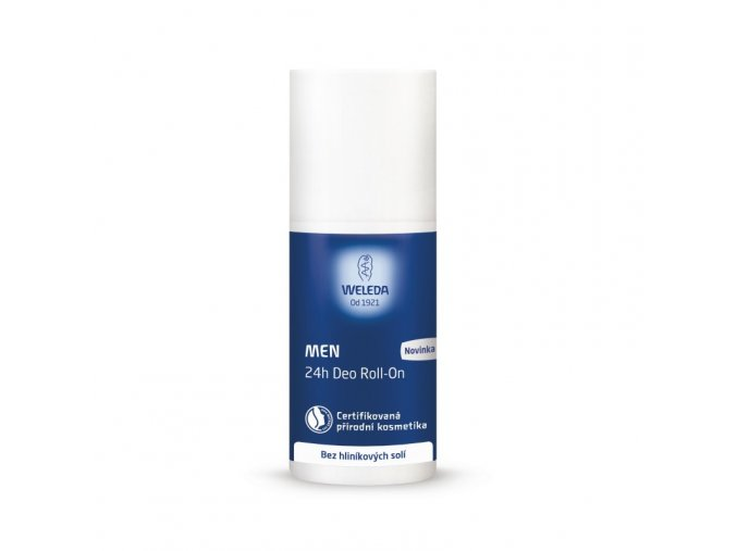 Weleda Men 24h Deo Roll-On 50 ml  + dárek zdarma