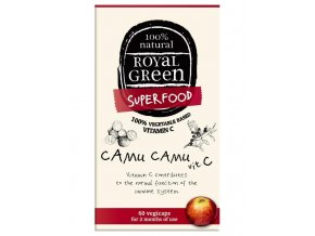 Royal Green Camu Camu 60 kapslí