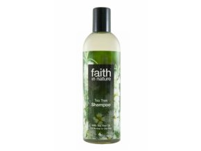 Faith in Nature Šampon Tea Tree 250 ml