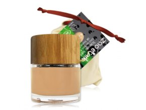 ZAO Hedvábný tekutý make-up 710 Light Peach 30 ml