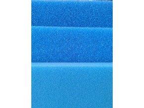Filtrační pěna - jemná PPI 30